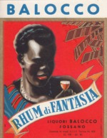 Rhum Di Fantasia - Liquori Balocco, Fossano - Rhum