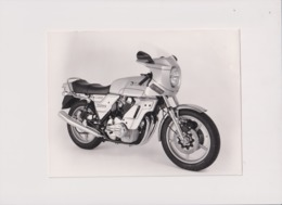 Laverda 1200 Mirage +-21cm X 15cm  Moto MOTOCROSS MOTORCYCLE Douglas J Jackson Archive Of Motorcycles - Andere