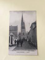 """TOURS-SUR-MARNE """"L'Eglise."""" - Autres Communes"""