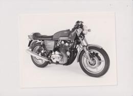 Laverda Jarama  +-21cm X 15cm  Moto MOTOCROSS MOTORCYCLE Douglas J Jackson Archive Of Motorcycles - Andere
