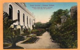 Havana Hotel Trocha Cuba 1907 Postcard - Cuba