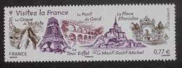 Frankreich    Europa  Cept    Besuchen Sie Europa  2012  ** - Europa-CEPT