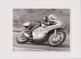 Roo Gould, Yamaha 1972 +-21cm X 15cm  Moto MOTOCROSS MOTORCYCLE Douglas J Jackson Archive Of Motorcycles - Fotos