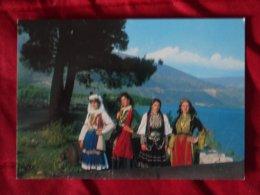 IOANNINA LOCAL COSTUMES - Grèce