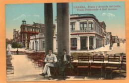 Havana Cuba 1908 Postcard - Cuba