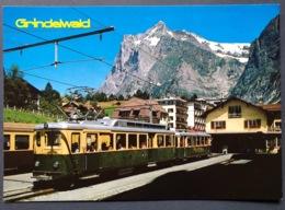 Grindelwald Bahnhof Zug - BE Berne