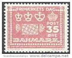 DENEMARKEN 1964 Dag Van De Postzegel Fluorescerend Papier PF-MNH-NEUF - Danimarca
