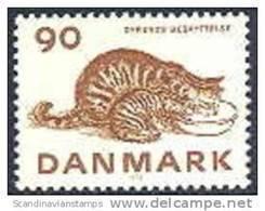 DENEMARKEN 1975 Dierenbescherming PF-MNH-NEUF - Nuovi
