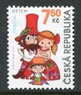 CZECH REPUBLIC 2006 Children's Day, MNH / **.  Michel 474 - Repubblica Ceca
