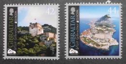 Gibraltar    Europa  Cept    Besuchen Sie Europa  2012  ** - Europa-CEPT