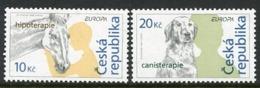 CZECH REPUBLIC 2006 Europa: Integration, MNH / **.  Michel 472-73 - Czech Republic