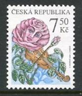 CZECH REPUBLIC 2006 Greetings Stamps, MNH / **.  Michel 471 - Czech Republic