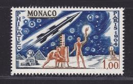 MONACO N°  636 ** MNH Neuf Sans Charnière, TB  (D9048) Cosmos, Fusée - Mónaco