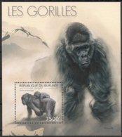 Burundi  2012 OCBn° Bloc 481 *** MNH Cote 14 € Faune Gorilles Gorilla's - 2010-..: Neufs