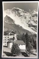 Wengen Photo A. Baumann/ Haus/ Jungfrau - BE Bern
