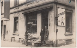 Crêmerie D' Hasselt - Geanimeerd - Te Situeren - Animé - à Situer - Fotokaart - Carte-photo - Orte