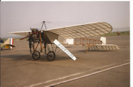PHOTO AVION BLERIOT A IDENTIFIER   12X18CM - Luftfahrt
