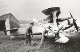 PHOTO AVION BLERIOT N°17   A IDENTIFIER   17X11CM - Luftfahrt