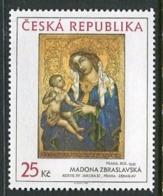 CZECH REPUBLIC 2006 Zabrslavska Madonna MNH / **.  Michel 461 - Tchéquie