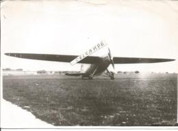 PHOTO AVION BLERIOT    A IDENTIFIER   17X11CM   TRES HABIMé - Luftfahrt