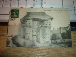 Carte Postale Yonne Joigny  Porte Saint Jacques - Joigny