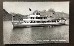 Thunersee Motorschiff ,Jungfrau' Mit Stockhorn - BE Berne