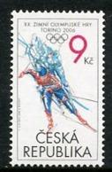 CZECH REPUBLIC 2006 Winter Olympic Games MNH / **.  Michel 459 - Tchéquie