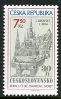CZECH REPUBLIC 2006 Stamp Day MNH / **.  Michel 456 - Czech Republic