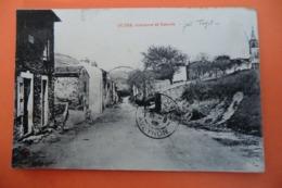 CPA 12 AVEYRON OUYRE CAMARES. Ouyre Commune De Camarès. 1908. - France
