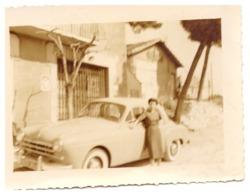 AUTOMOBILE  ANNEE 1950 - Automobile