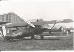 PHOTO AVION BREGUET 19 A2 N°586  11X17CM - Luftfahrt