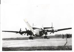 PHOTO AVION BREGUET DEUX PONT  11X16CM - Luftfahrt