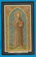 Bp    Frére   De Corte   Zedelgem   Antwerpen   St. Franciscus - Imágenes Religiosas