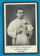 Bp   St. Damiaan    De Veuster   Tremelo   Molokai - Imágenes Religiosas