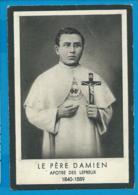 Bp   St. Damiaan    De Veuster   Tremelo   Molokai - Devotion Images