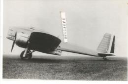 PHOTO AVION BREGUET A IDENTIFIER   12X18CM - Luftfahrt