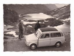 """AUTOMOBILE FIAT """" 500 GIARDINIERA  """"  - CAR - FOTO ORIGINALE ANNO  1961 - Automobili"""