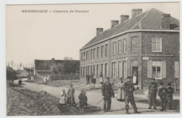 CARTE POSTALE    RAMBECQUE 59  Caserne De Douane - Autres Communes