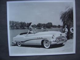 Photo 20 X 25 - BUICK - 1951 - Automobile