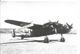 PHOTO AVION BREGUET 693  17X11CM - Luftfahrt
