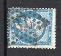 YT 22 ETOILE DE PARIS 37 - Poststempel (Einzelmarken)