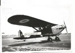 PHOTO AVION BREGUET 27   N°24     16X11CM - Luftfahrt