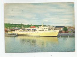 Cpm Norway  Bateau Car Ferry Skagen - Hirtshals - Paquebots