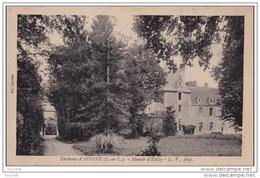 37) Environs D ´  AVOINE (Indre Et Loire) Manoir D ´ Etilly - Non Classés