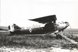 PHOTO AVION BREGUET  19  A   N°207   11X17CM - Luftfahrt