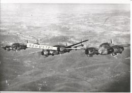 PHOTO AVION BREGUET 693 EN VOL PAR 3   ARCHIVE ECPA  12X18CM - Luftfahrt