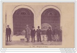 Fez (Maroc) Ménageries Du Sultan - (animée) - Fez