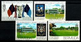 Bermudas Nº 331/34 En Nuevo - Bermudas