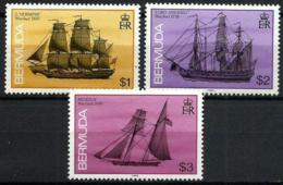 Bermudas Nº 564/66 En Nuevo - Bermudas