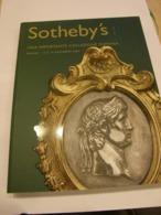 SOTHEBY'S CATALOGUE UNA IMPORTANTE COLEZZIONE ROMANA 2003 85 - Libros & Cds